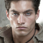 Greg Kheel, American male model